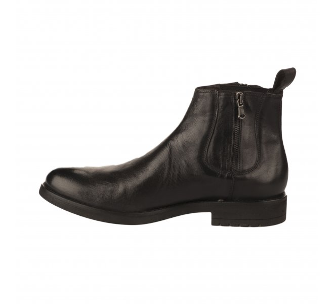 Boots homme - JP DAVID - Gris