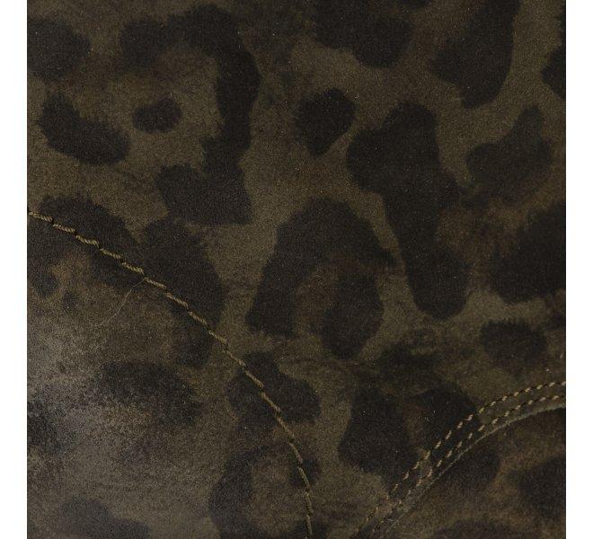 Bottines femme - MIGLIO - Leopard