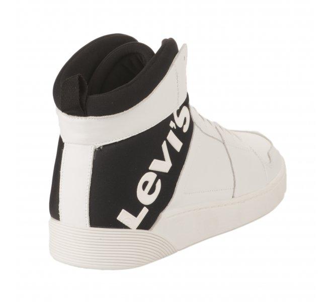 Baskets homme - LEVIS - Blanc