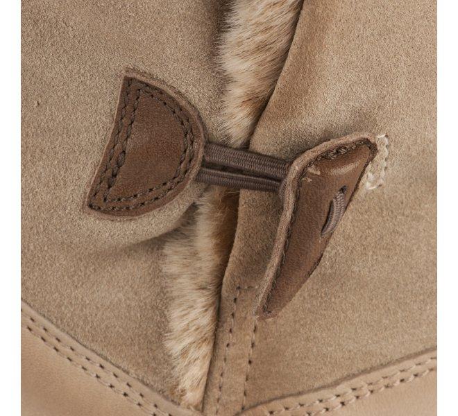 Boots femme - HISPANITAS - Beige