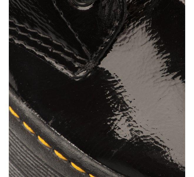 Bottines femme - ALPE - Noir verni