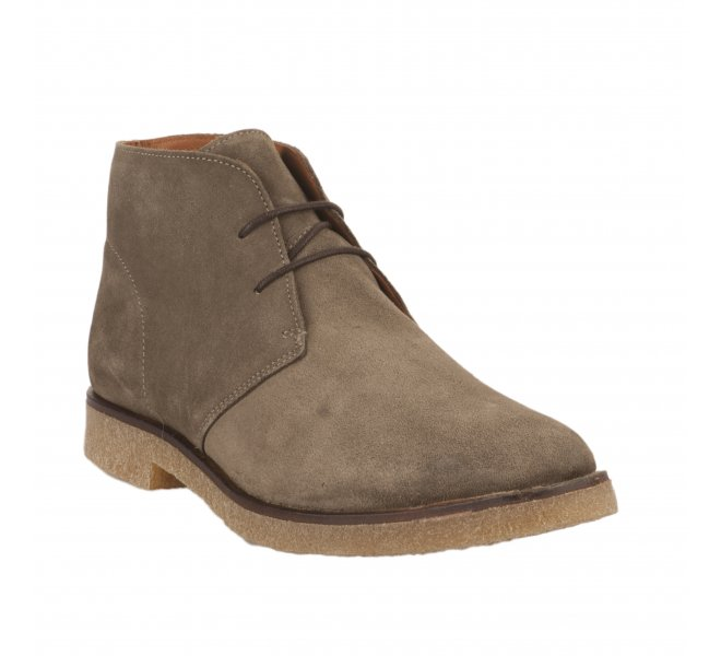 Bottines homme - JOOZE - Taupe