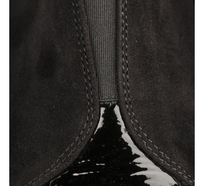 Escarpins femme - UN TOUR EN VILLE - Noir