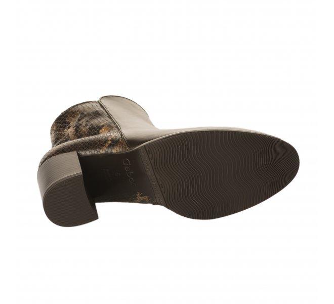 Boots femme - GABOR - Marron fonce