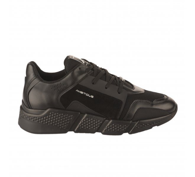 Baskets homme - AMBITIOUS - Noir