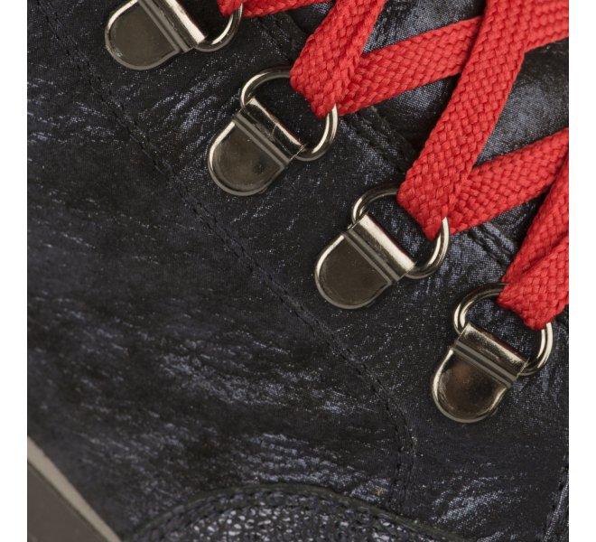 Baskets mode femme - GEO REINO - Bleu marine