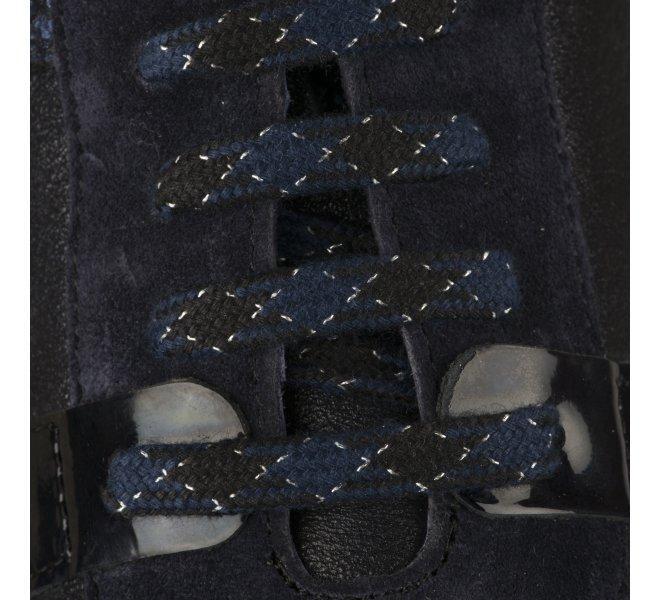 Baskets mode femme - DORKING - Bleu marine