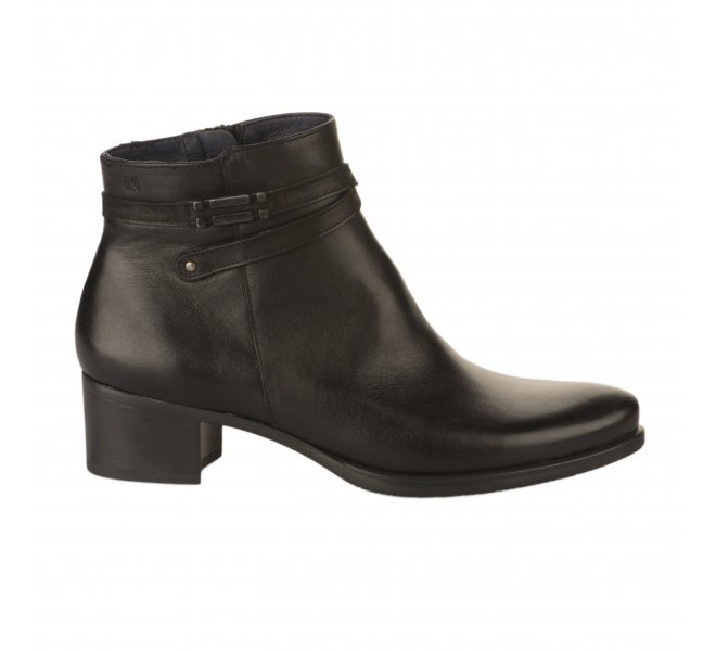 Boots femme - DORKING - Noir