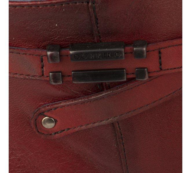 Boots femme - DORKING - Rouge