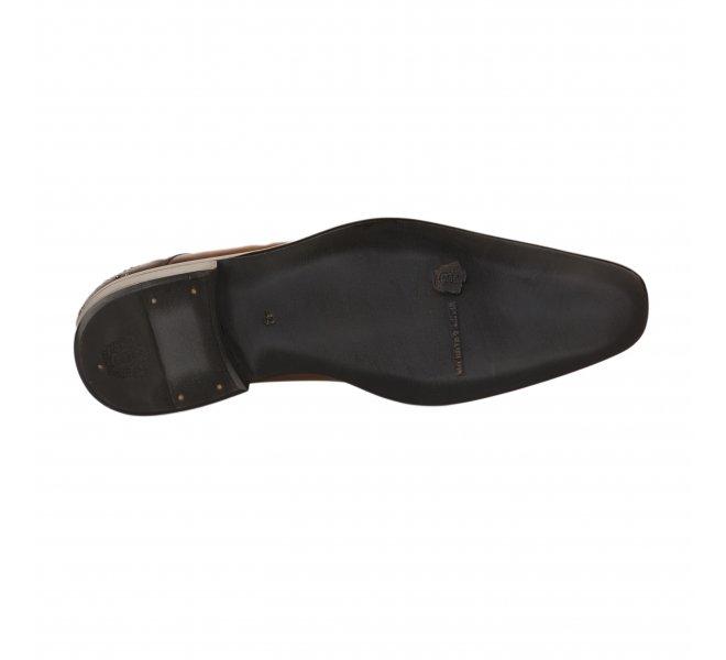 Chaussures à lacets homme - MELVIN & HALMILTON - Naturel