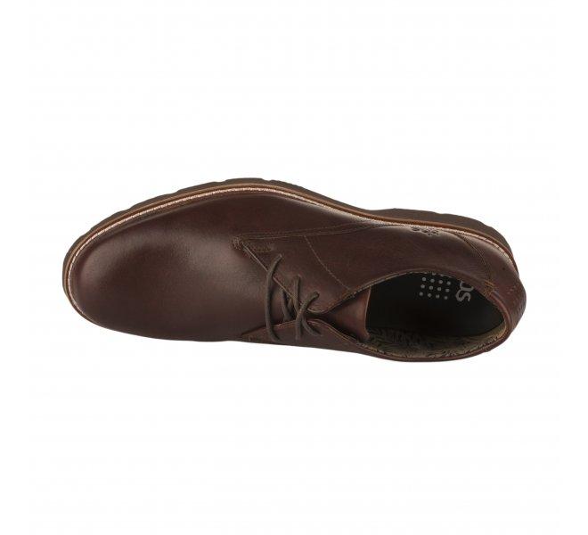 Chaussures à lacets homme - TBS - Marron