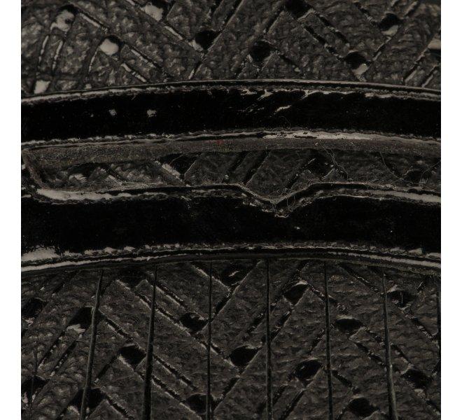 Mocassins femme - INéA - Noir verni