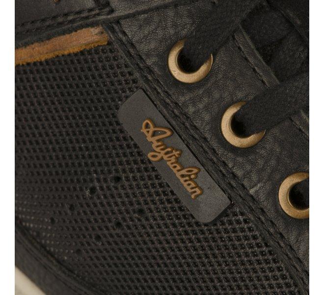Baskets homme - AUSTRALIAN - Noir
