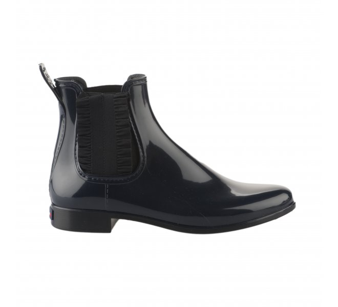Boots femme - MEDUSE - Bleu marine
