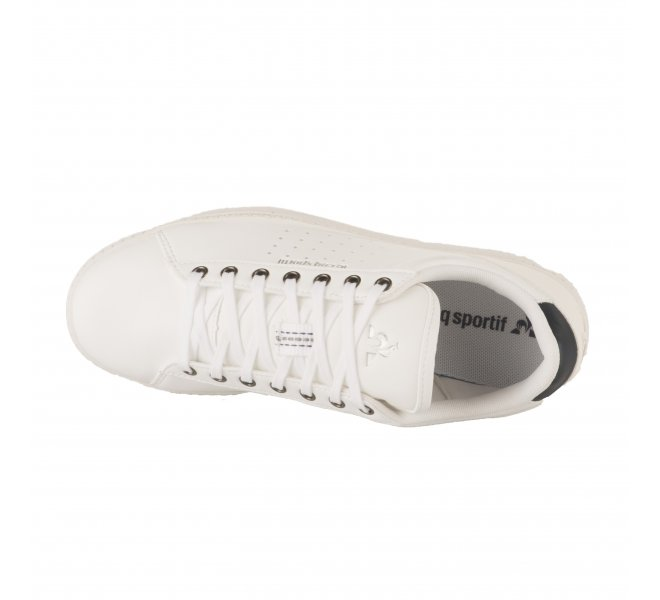 Baskets mode fille - LE COQ SPORTIF - Blanc