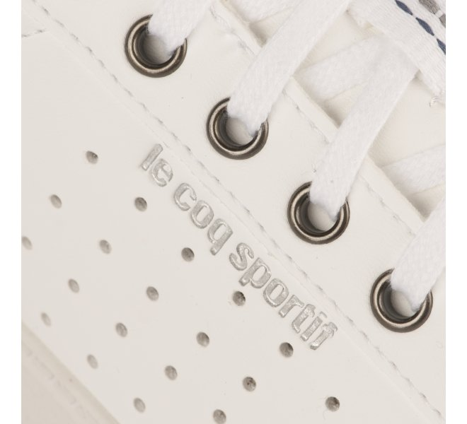 Baskets fille - LE COQ SPORTIF - Blanc