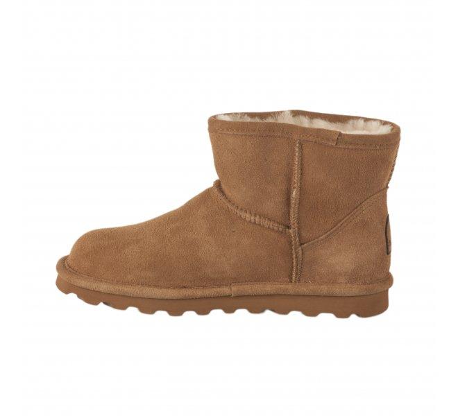 Boots femme - BEARPAW - Naturel