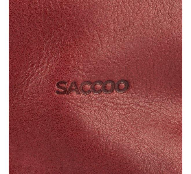Sac à main femme - SACCO - Rouge