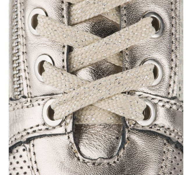 Baskets mode femme - CARMELA - Gold