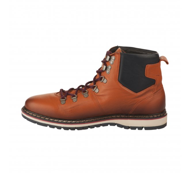 Bottines homme - PATAUGAS - Marron