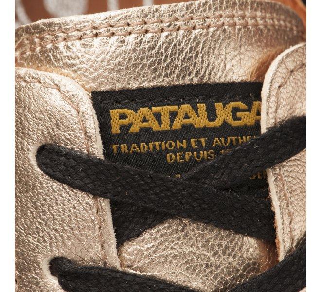 Baskets mode femme - PATAUGAS - Dore