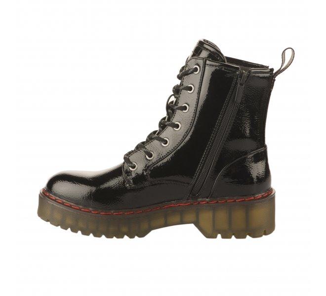 Boots femme - MUSTANG - Noir
