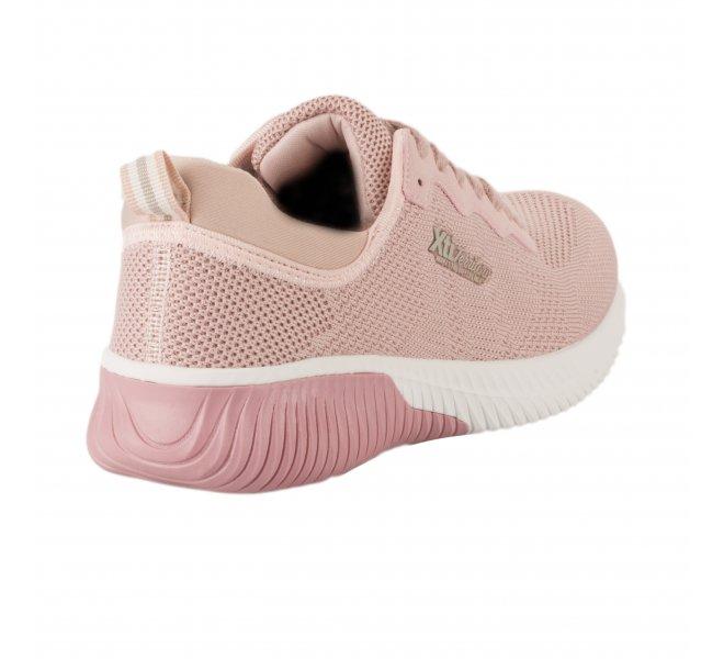 Baskets mode femme - XTI - Rose poudre
