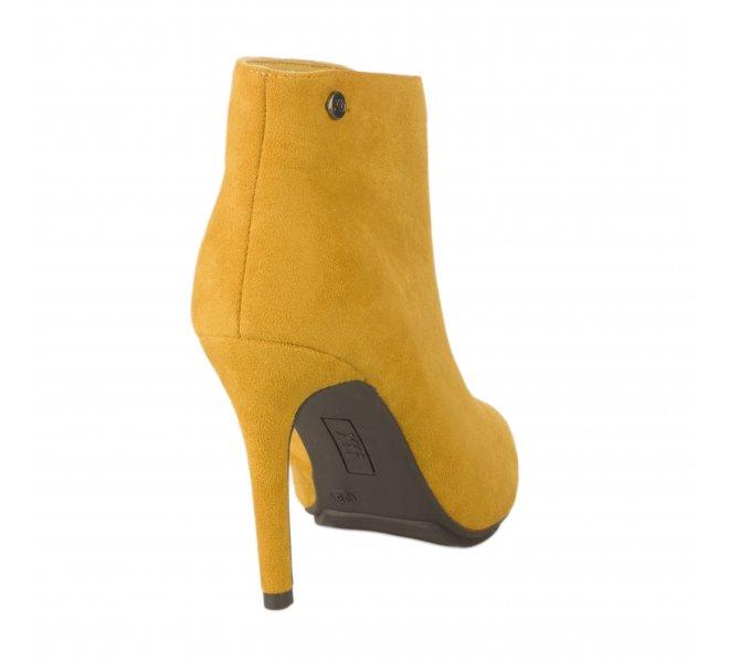 Boots femme - XTI - Jaune