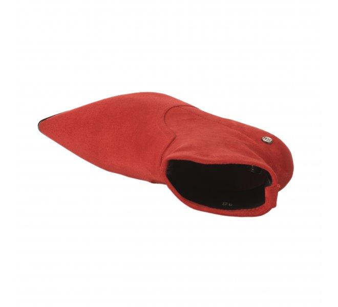 Boots femme - XTI - Rouge