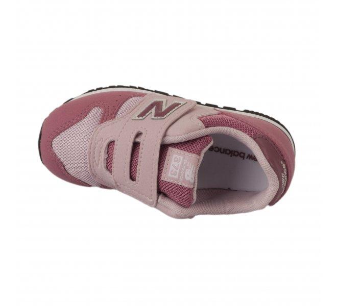 Baskets fille - NEW BALANCE - Rose