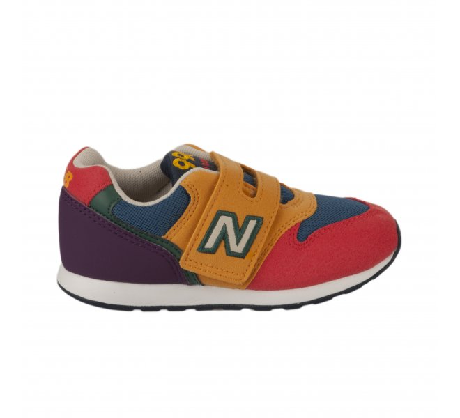 basket new balance rouge garcon 35