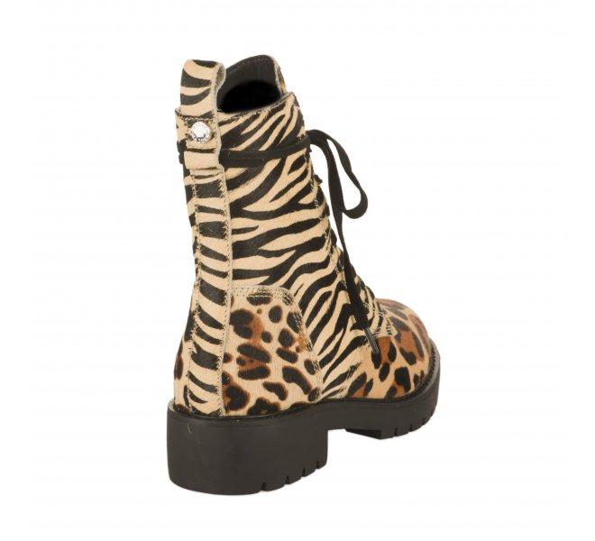 Boots femme - STEVE MADDEN - Leopard