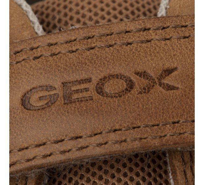Baskets garçon - GEOX - Naturel