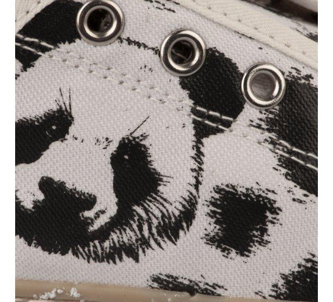Baskets fille - GEOX - Blanc