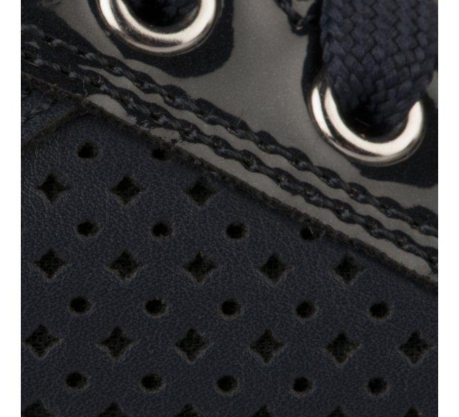 Baskets fille - GEOX - Bleu marine