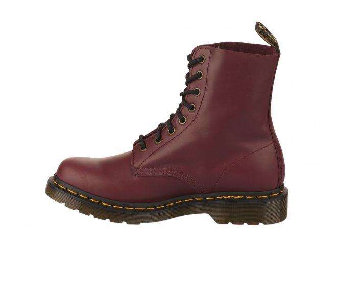 Chaussures femme - DR MARTENS - Rouge