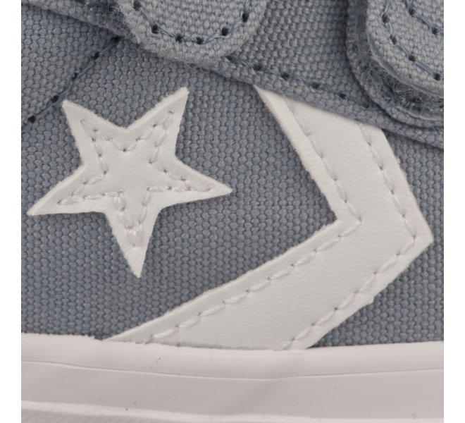 Baskets garçon - CONVERSE - Gris clair