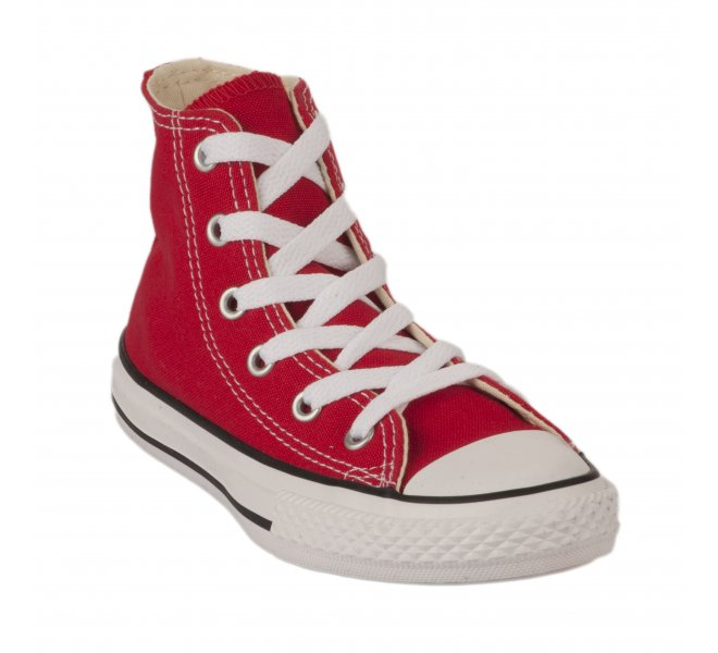 Baskets mixte - CONVERSE - Rouge
