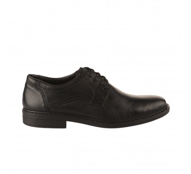 Chaussures à lacets homme - RIEKER - Noir
