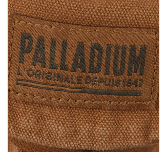 Bottines homme - PALLADIUM - Marron cognac