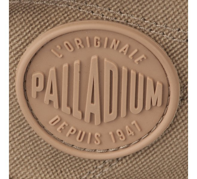 Bottines femme - PALLADIUM - Beige fonce