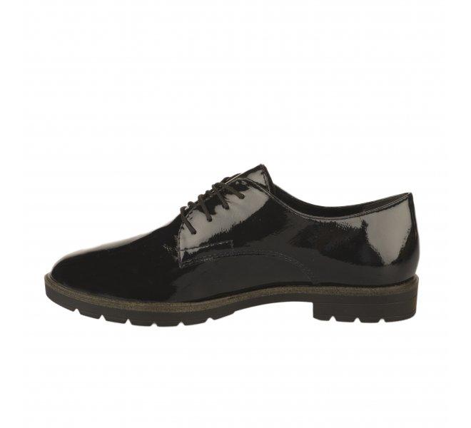 Chaussures à lacets femme - TAMARIS - Bleu marine