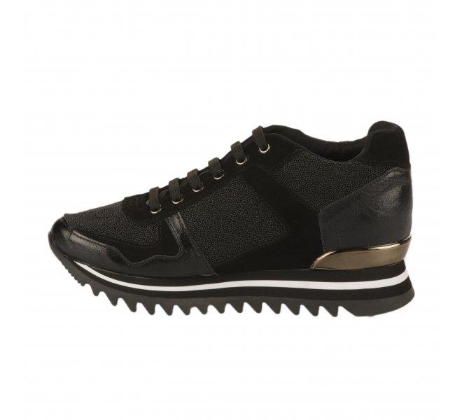Baskets mode femme - GIOSEPPO - Noir