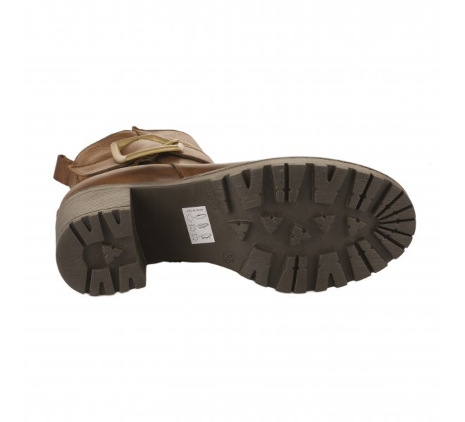 Boots femme - SWEET LEMON - Marron