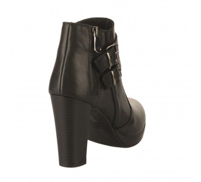Boots femme - SWEET LEMON - Noir