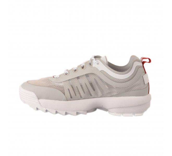 Baskets fille - FILA - Blanc