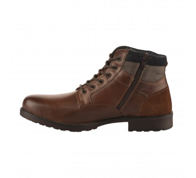 Bottines homme - REDSKINS - Marron