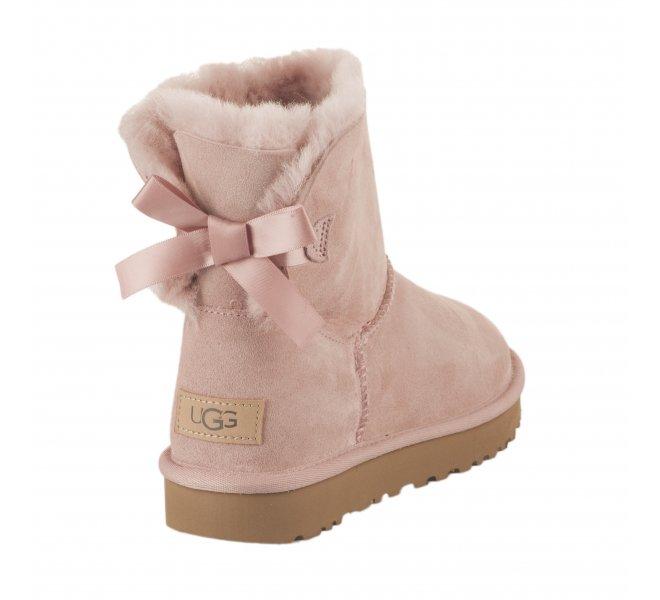 Boots femme - UGG - Rose