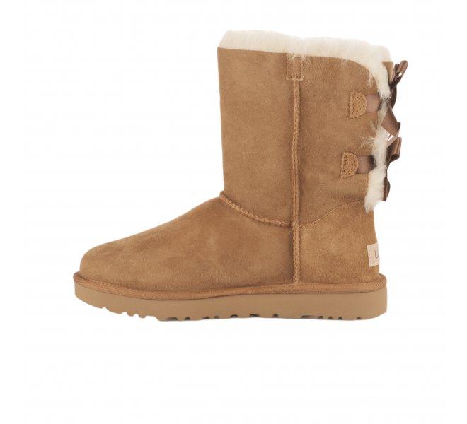 Boots femme - UGG - Naturel
