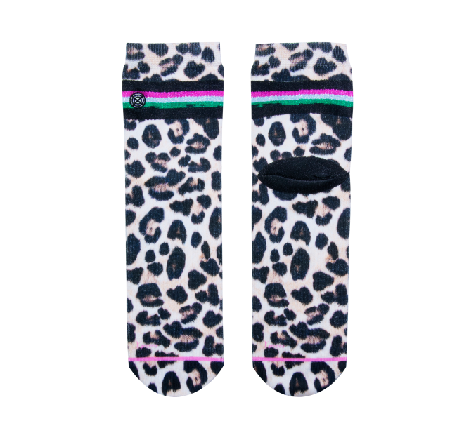 Chaussettes femme - XPOOOS - Leopard